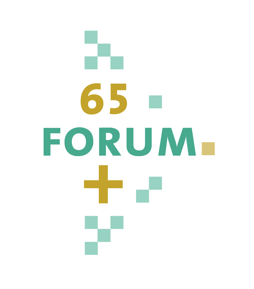 Forum65plus logo