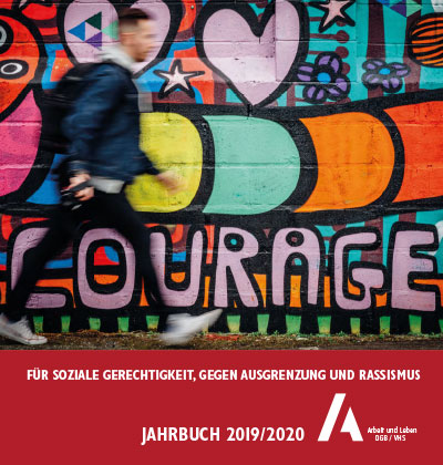 AuL Jahrbuch 2019 2020 Cover
