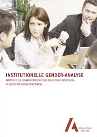 Institutionelle Gender Analyse
