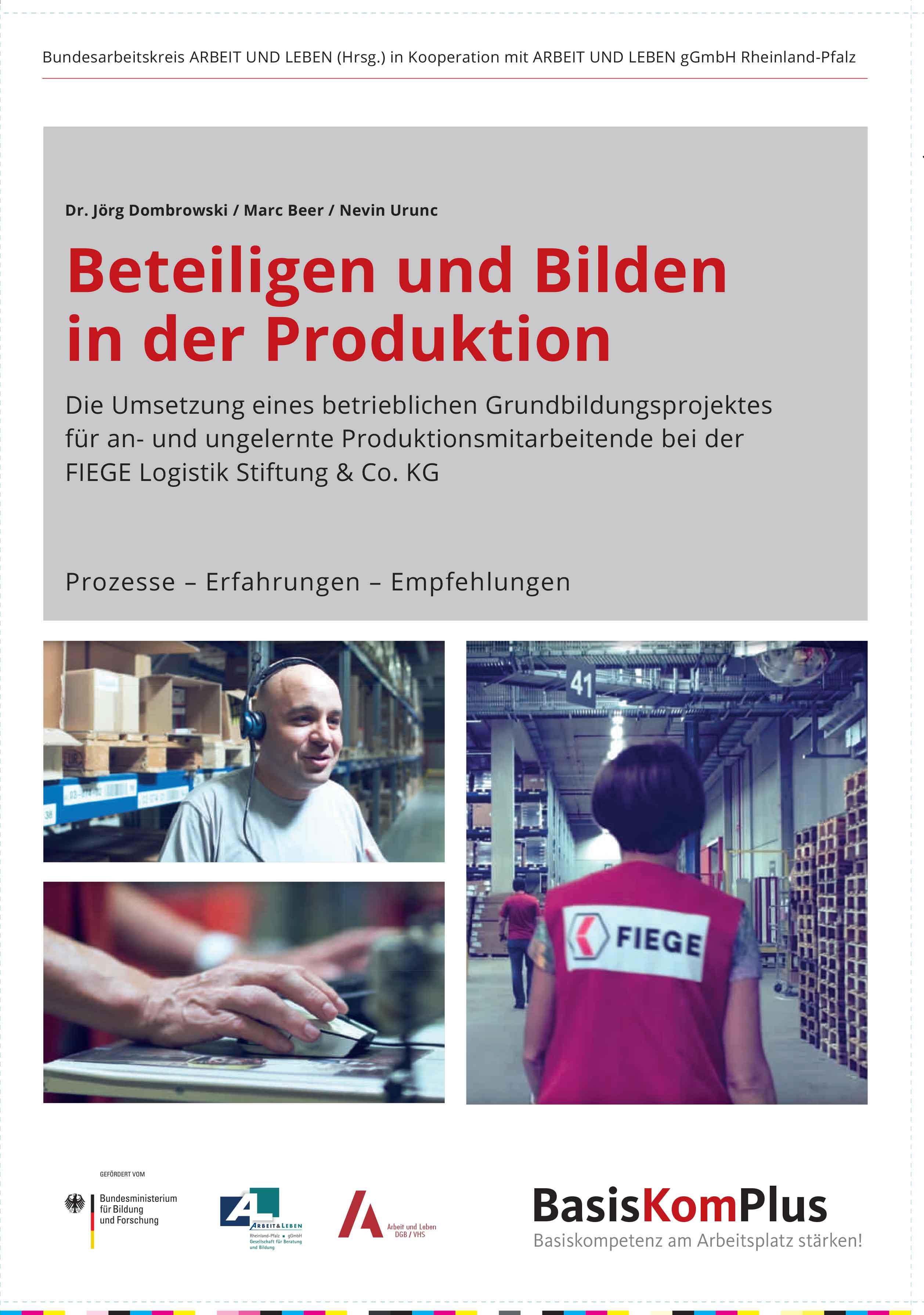 BasisKomPlus: Beteiligen und Bilden in der Produktion