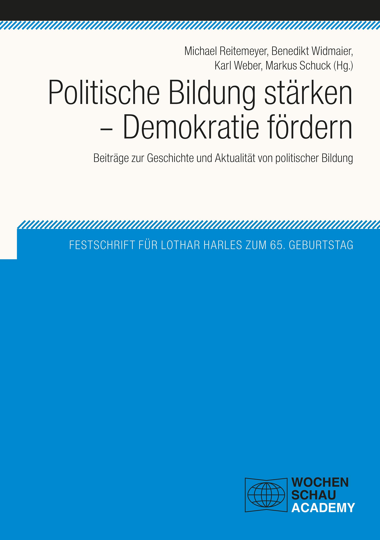 Strukturen und Vernetzung in der nonformalen politischen Bildung