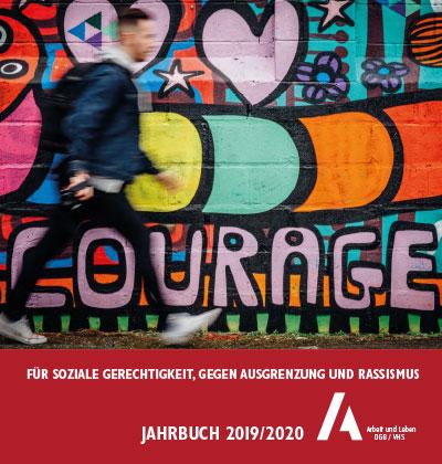 Jahrbuch 2019/2020: Für soziale Gerechtigkeit, Gegen Ausgrenzung und Rassismus
