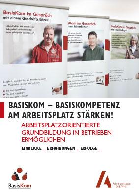 BASISKOM - Basiskompetenz am Arbeitsplatz stärken