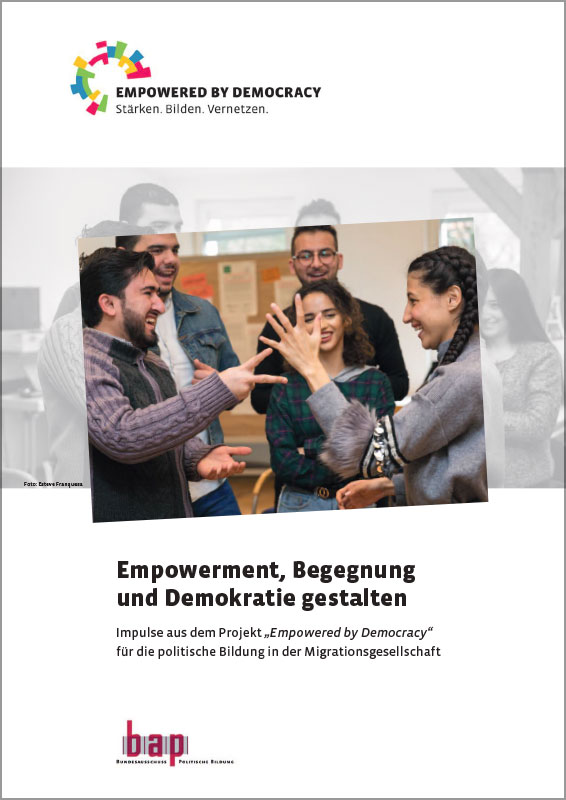 Empowerment, Begegnung und Demokratie gestalten
