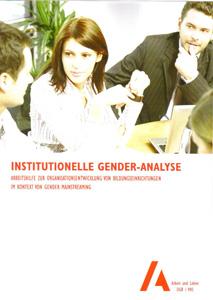 Institutionelle Gender-Analyse
