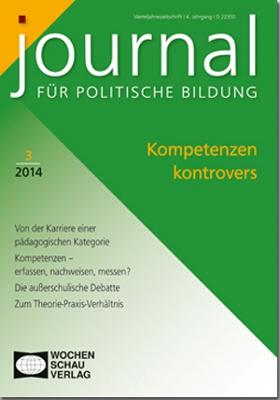 Kompetenzorientierung in der non-formalen politischen Bildung