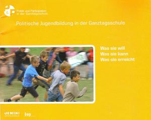 Politische Jugendbildung in der Ganztagsschule