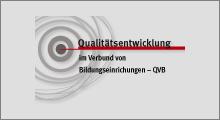 Qualitätsentwicklung - QVB